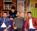 Suresh, Shikhar and Hardik on The Kapil Sharma Show