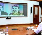 S. Jaishankar releases commemorative stamp on Mahatma Gandhi, announces 'Bangabandhu-Bapu Digital Museum