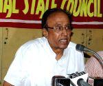 S. Sudhakar Reddy's press conference