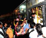 BMTC and KSRTC buses strike