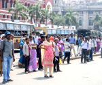 Chennai: TN grinds to halt as state buses go on strike