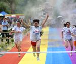 CHINA CHONGQING HIGH HEELS RUNNING COMPETITION