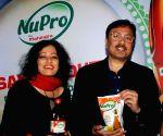 Sawan Dutta during a product launch