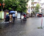 Conditions not favourable for rainfall in Delhi & adjoining