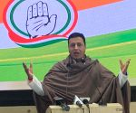 BJP riding on arrogance of brute majority: Surjewala