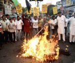 Congress' demonstration against Tinsukia killings
