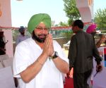 Captain Amarinder Singh's election campaign