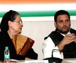 File Photos: Rahul Gandhi, Sonia Gandhi