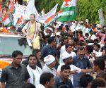 Sonia Gandhi's roadshow