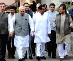 Congress delegation at Election Commission