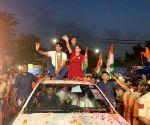 2019 Lok Sabha elections - Priyanka Gandhi campaigns for Vijender Singh