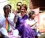 Priyanka slams BJP, BSP-SP for Bundelkhand's neglect