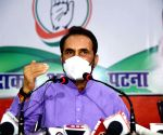 Shaktisinh Gohil's press conference