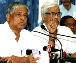 Congress-CPI-M press conference
