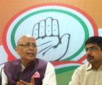 Abhishek Manu Singhvi's press conference