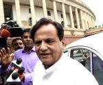 Apex court turns down Ahmed Patel's plea in RS poll case