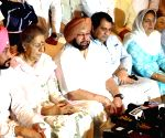 Ambika Soni files nominations RS election
