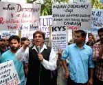 FTII students' demonstration