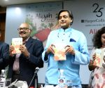 Shashi Tharoor at the launch of book 'Aliyah