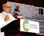 Lok Sabha Election 2019: Challenges and Opportunities for Congress'' - Digvijay Singh