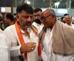 Digvijaya Singh taken into preventive arrest in Bengaluru