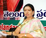 DK Aruna's press conference