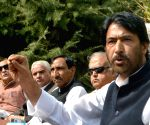 Don't believe exit polls: J&K Congress President