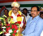 K. C. Venugopal becomes Karnataka Congress in-charge