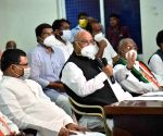 Mallikarjun Kharge's press conference