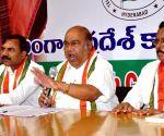 Nagam Janardhan Reddy's press conference