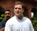 Rahul Gandhi tests Covid positive