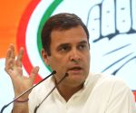 Silence is better than many answers: Rahul on Vikas Dubey