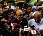Ghulam Nabi Azad, Mallikarjun Kharge meets Sonia Gandhi