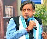 Shashi Tharoor at a programme