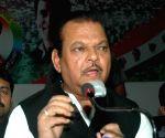 Subodh Kant Sahay's press conference