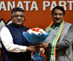 Congress leader Tom Vadakkan joins BJP