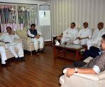 Congress-NCP leaders meeting