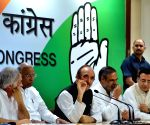 Congress press conference regarding GST
