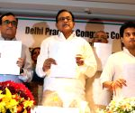 "Congress releases ""Draft Blue Print for Fiscally Self-Reliant Municipal Corporations"