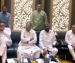 Congress MLAs meeting