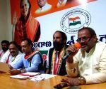 Telangana Congress press conference