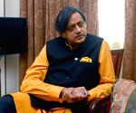 Shashi Tharoor during a programme