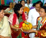 Mahila Congress Executive Committee Meeting