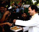 CWC meeting - Rahul Gandhi