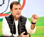 Rahul Gandhi takes jibe on Modi with one word 'asatyagrahi'