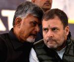 Rahul Gandhi, Farooq Abdullah extend support to Chandrababu Naidu
