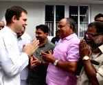 Wayanad (Kerala): Rahul Gandhi in Wayanad