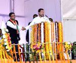 Former Uttarakhand CM's son joins Congress