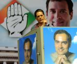 70th birth anniversary of  Rajiv Gandhi - Congress programme