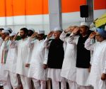 68th Independence Day celebrations - Congress Headquarters